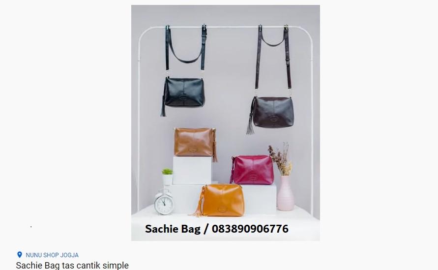 Tas Slempang Wanita Murah – Sachie Bag