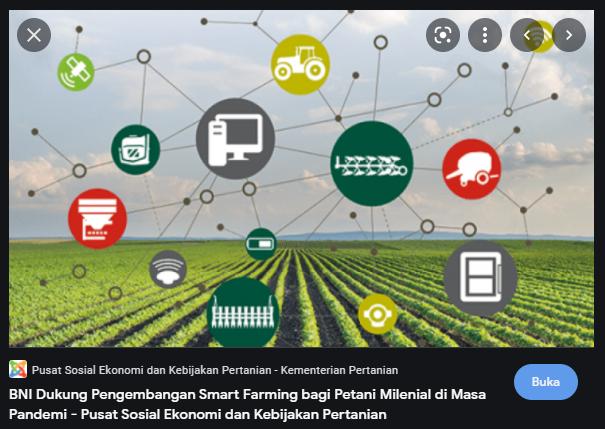 Smart farming – Pertanian 4.0